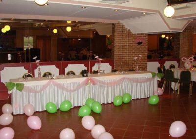 """Εσωτερικός χώρος """"Το πλοίο της αγάπης"""" χωρητικότητας 330 ατόμων (250 άτομα με στρογγυλά τραπέζια)"""